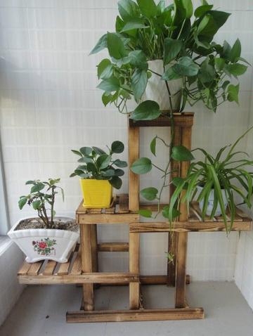 木头制作盆景框